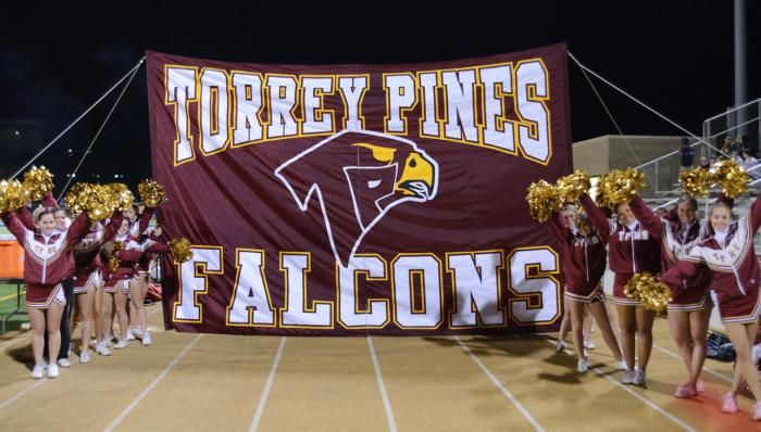 torrey pines high school football breakthrough banner