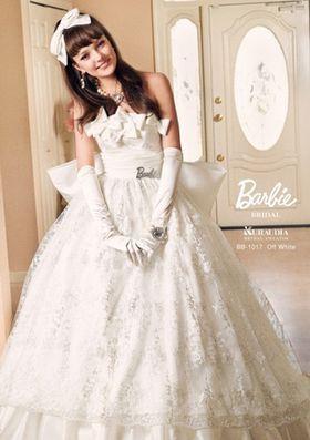 バービーになれる♡Barbie BRIDALのドレス - NAVER まとめ