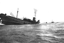 Image result for sinking ships