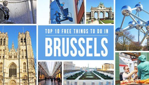 Top 10 Free Things to Do in Brussels, the Heart of Europe!