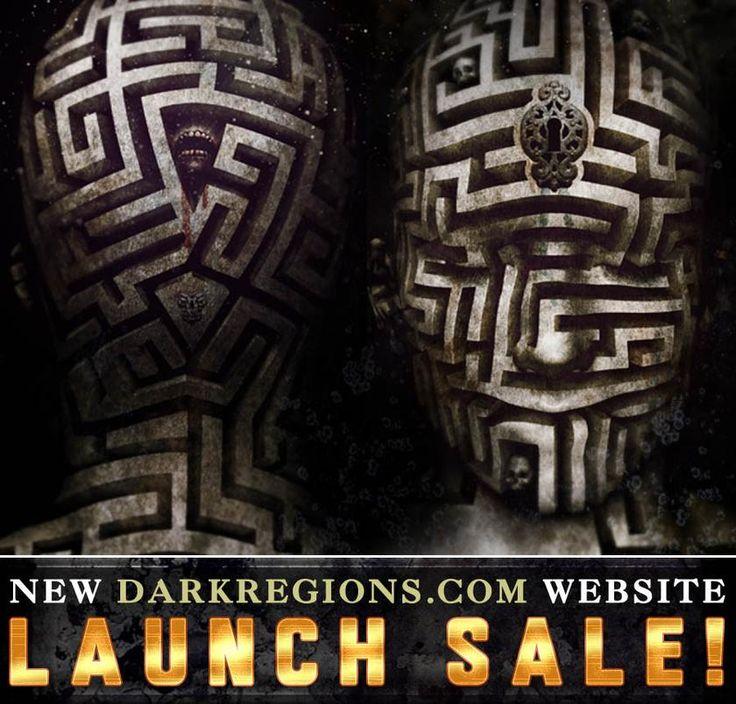 Dark Regions Press - Books of Horror, Fantasy and Science Fiction