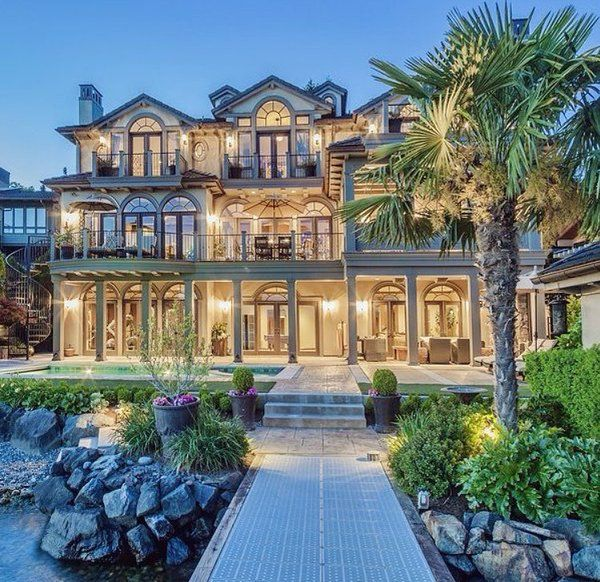 Dream Home On Pinterest Mansions Beautiful Homes And Beach Houses