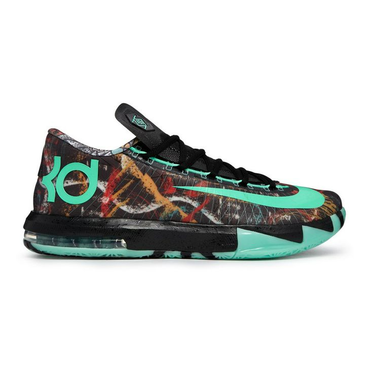 Nike Kd Vi All Star 647781-930 Sneakers \u2014 Basketball Shoes at  CrookedTongues.com