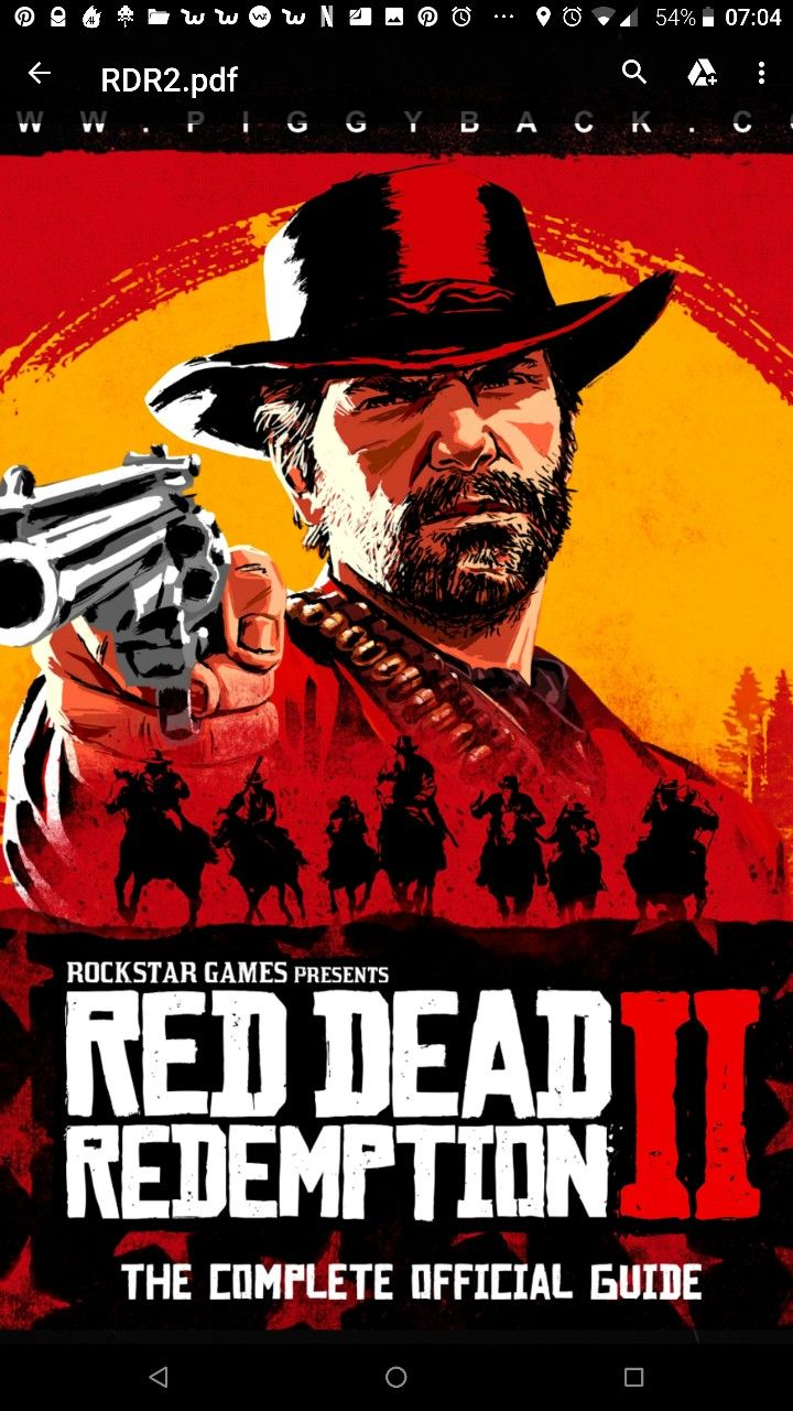 The Complete Official Guide Red Dead Redemption Ii Red Dead Redemption Ps4 Games