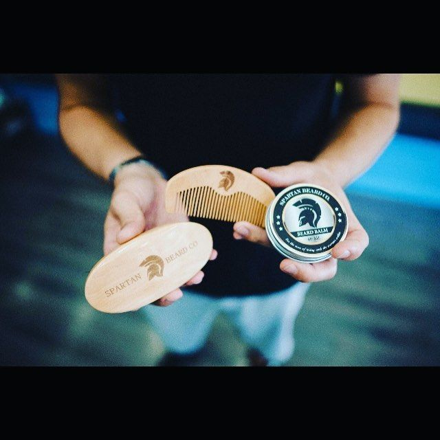 Beard care products by spartanbeardco. For the man of today with the warrior within