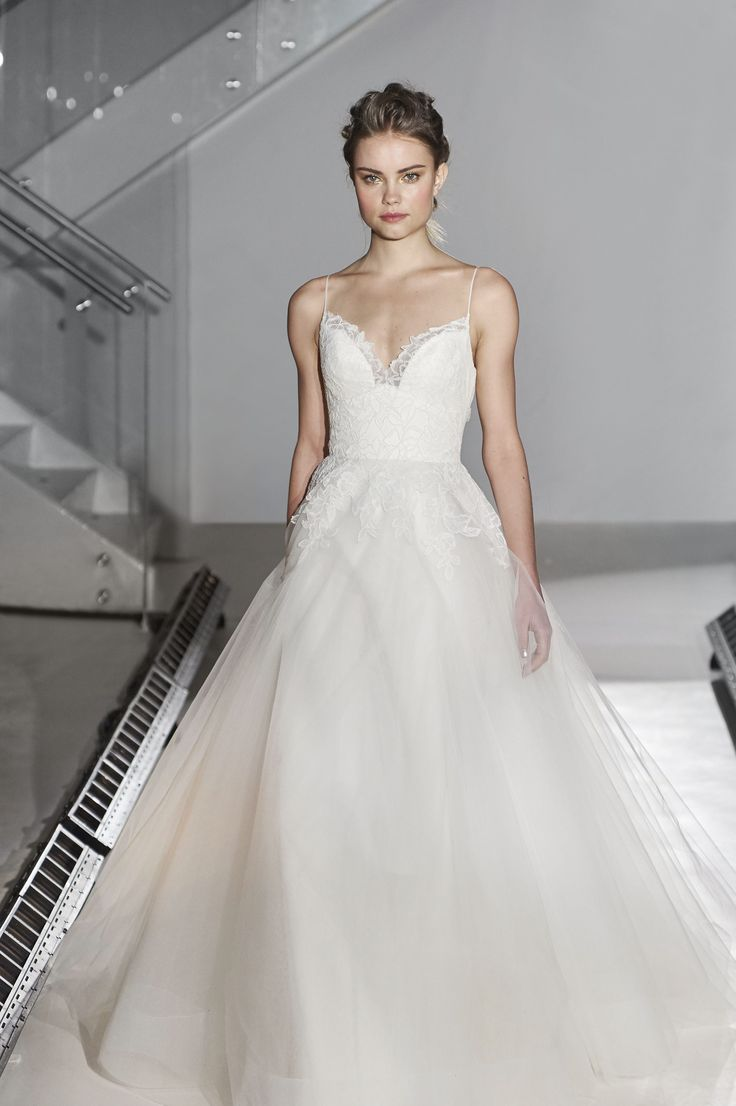Wedding Dress By Jim Hjelm From The Fall 2016 Collection Image Courtesy Of JLM