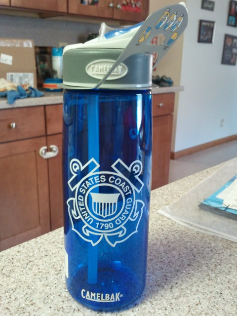 Coast Guard camelback---what??!?!?! I NEED THIS.