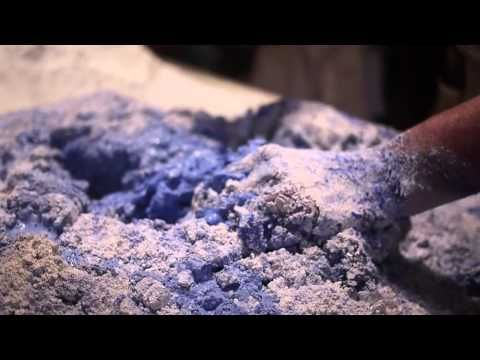 Mauro Patrini: Scagliola Carpigiana with English Subtitles - Stucco Marmo - Stuck Marmo - Moonstone - YouTube