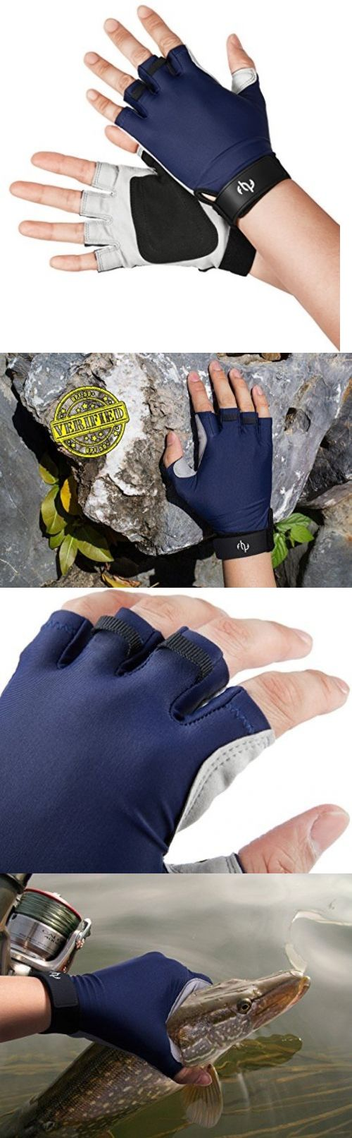 Driving gloves london ontario - Gloves 65974 Sun Protection Fingerless Gloves Verified Upf 50 Uv No Chemicals