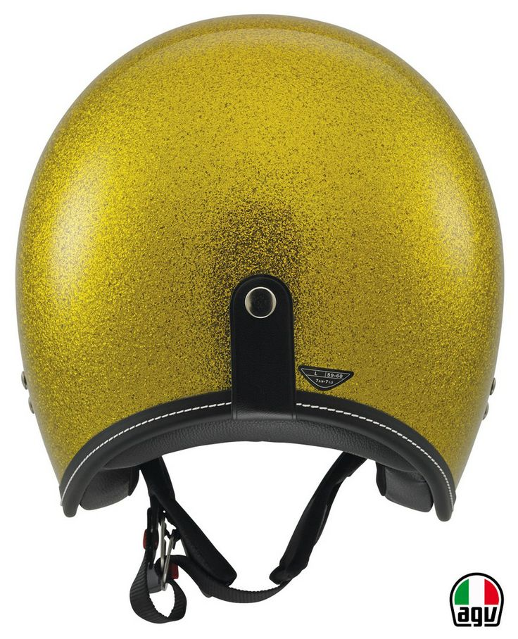 AGV RP60 - Metal Flake Gold
