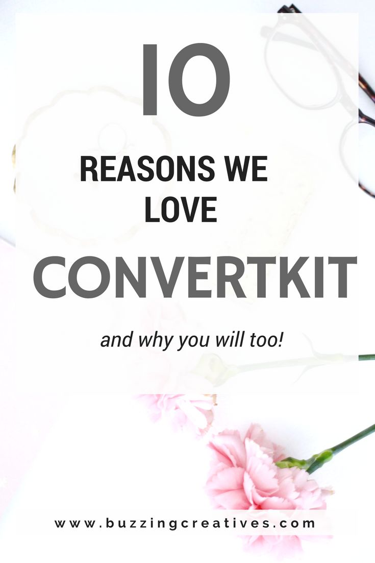 one thing we are constantly recommending is CONVERTKIT.  If there is one investment that we made early on in our business that has had the most return it is hands down CONVERTKIT. We heavily rely on CONVERTKIT for our business, everything from automating our email list, to setting up funnels for our paid products, to our free email courses, creating landing pages, getting valuable insights on our audience and more! It is email marketing made easier to grow your email list.