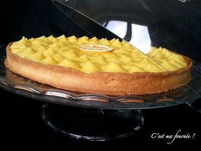 C'est ma fournée !: Tarte au citron (version 2)