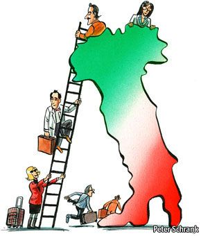 Why Italian graduates cannot wait to emigrate