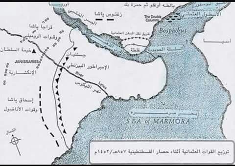 فتح القسطنطينية 29 مايو 1453م