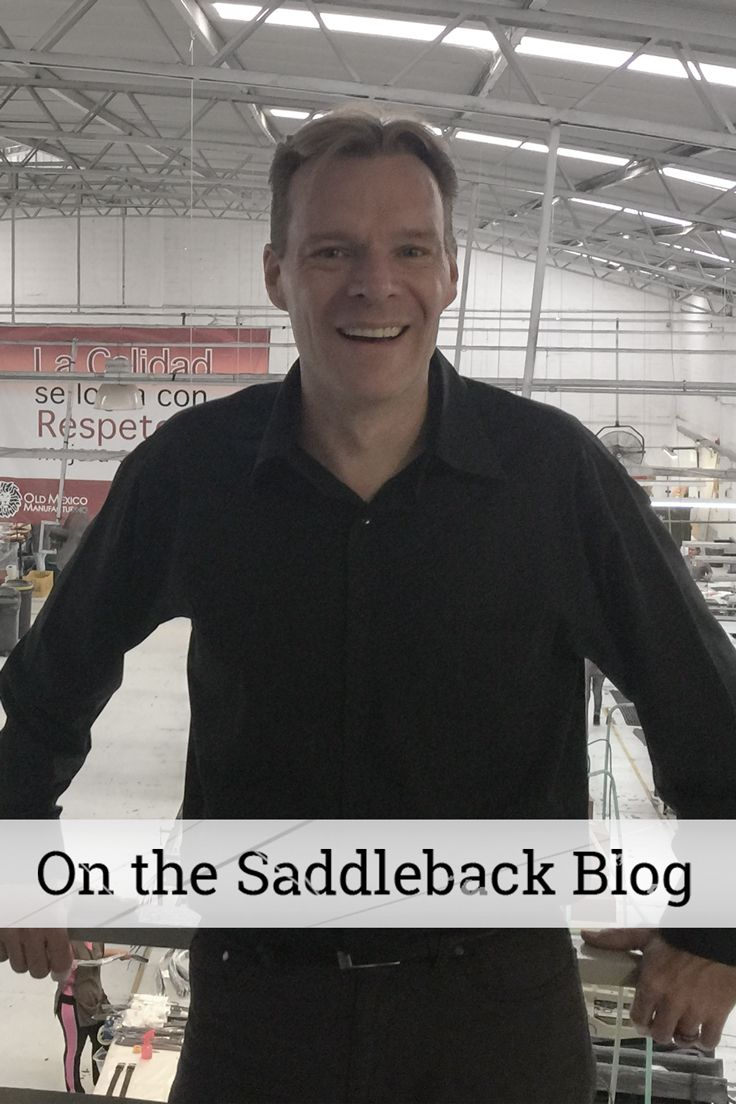 On the Saddleback Blog: How did a man from Amsterdam end up running a factory in Léon, Mexico? Read Nick's interview with Rene Boerop to find out!