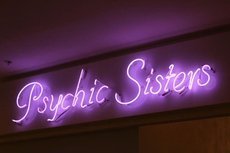 Psychic Sisters- Selfridges