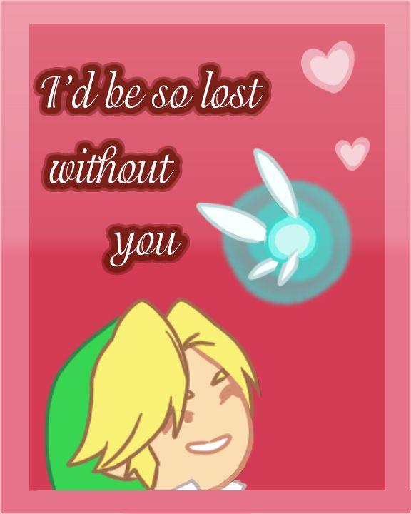 17 best Zelda Valentines images – Legend of Zelda Valentine Card