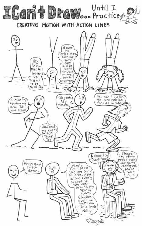 Action art-lessons