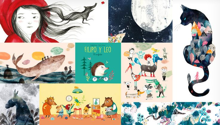 Introducción a la ilustración infantil (Adolfo Serra). Curso Online | Domestika