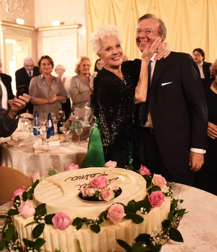 Raina Kabaivanska e Carlo Fontana (foto Roberto Ricci)