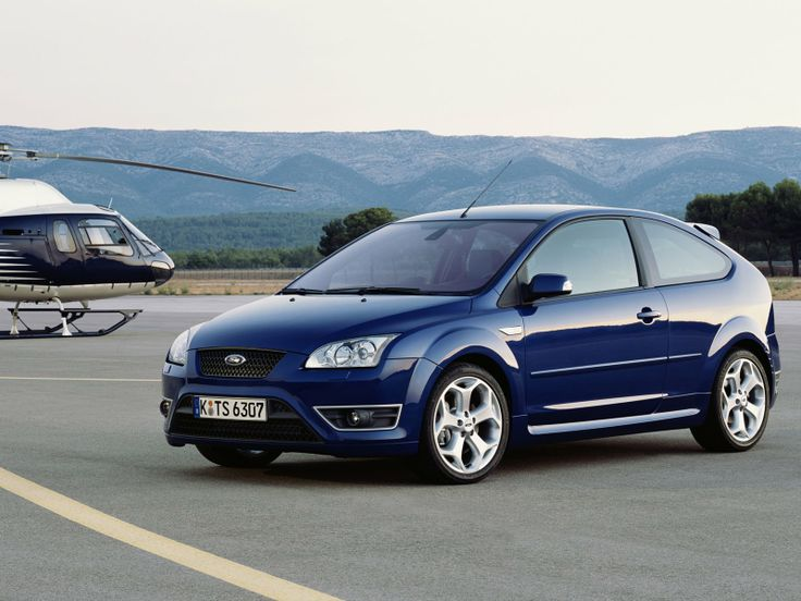 ford focus st blue official - Google Search