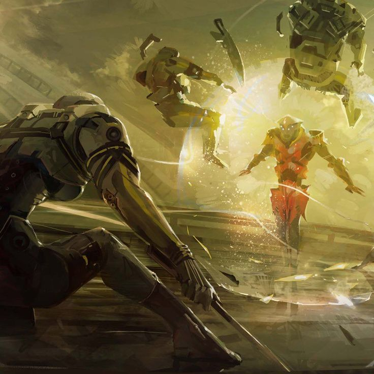 95 best The Mass Effect Squad and Other Species images on Pinterest ...