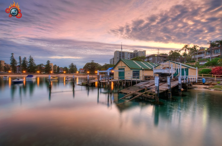 I popped down to Manly Cove Beach the other morning to check it out and what a fantastic location for photographs. Unfortunatley I forgot to take my tripod, so this HDR image was taken with the camera perched on a column from the wharf. =D    Will definitely be going back soon! =)