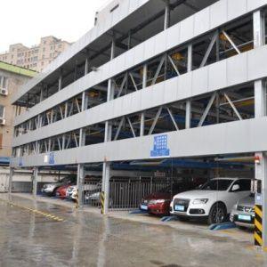 Good parking solution for University,Housing estate,Business center!
