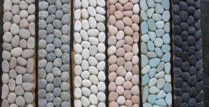 Cara Membuat Bahan Bangunan Batu Koral Sikat Sendiri