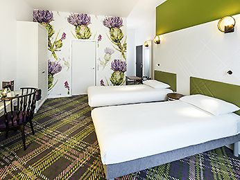 ibis Styles Edinburgh Centre St Andrew Square hotel - Book your budget hotel in EDINBURGH