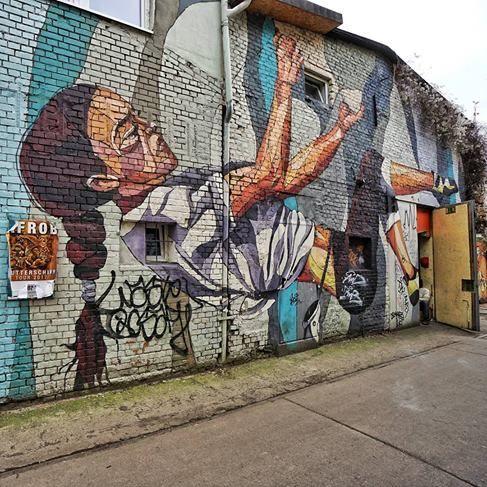 811 best STREET ART BERLIN images on Pinterest