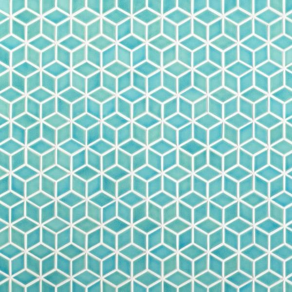Little Diamond Mix: Fun geometric tiles by Dwell Studio. http://ohjoy.blogs.com/my_weblog/2010/06/dwell-tiles-for-heath-ceramics.html