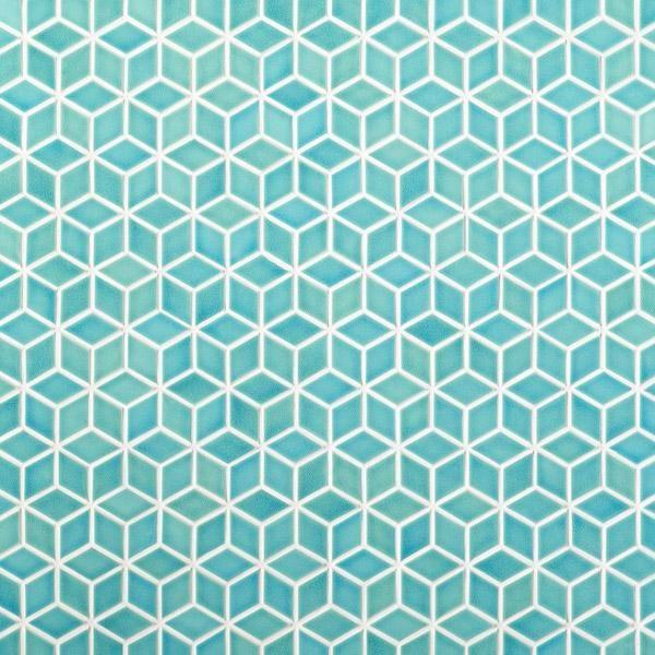 Little Diamond Mix: Fun geometric tiles by Dwell Studio! (via the always fabulous oh joy!) http://ohjoy.blogs.com/my_weblog/2010/06/dwell-tiles-for-heath-ceramics.html