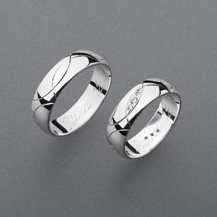 Snubní prsteny RA61