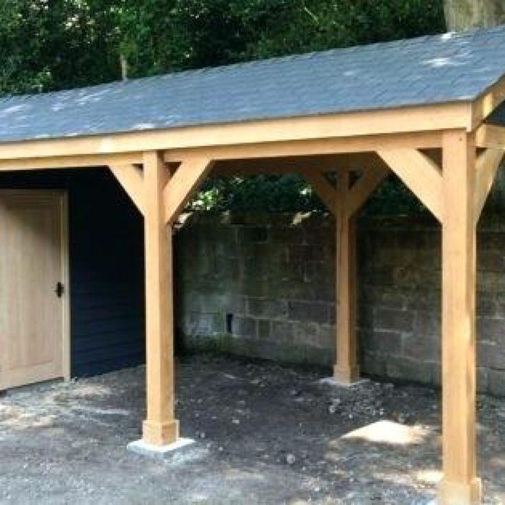 Wooden Carport Kits Uk Transform Wood Carport Kits For