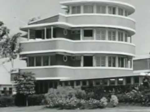 Bandung, Indonesia 1941.A City View, Tempo Doeloe