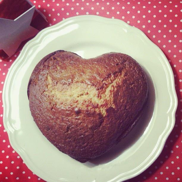 #portalpecaapeca #cake #heart  Follow us:  http://www.pecaapeca.com http://www.facebook.com/portalpecaapeca