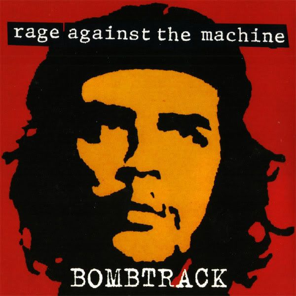 rage against the machine symbol