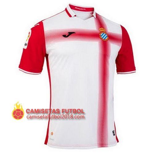Segunda camiseta Tailandia del RCD Espanyol 2016 2017
