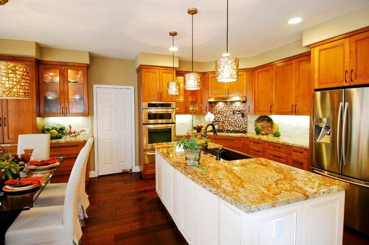 kitchen ideas on Pinterest  Orange Kitchen, Burnt Orange Kitchen and