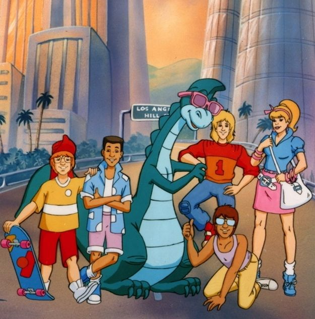 How did Denver survive living in an egg for 100 million years?! | 18 Questions '80s Kids Shows Left Unanswered
