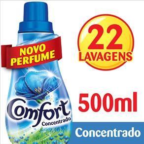 [MAISAmaciadoExtra] Amaciante Comfort Concentrado Original 500 ml R$ 5,10 + fretinho