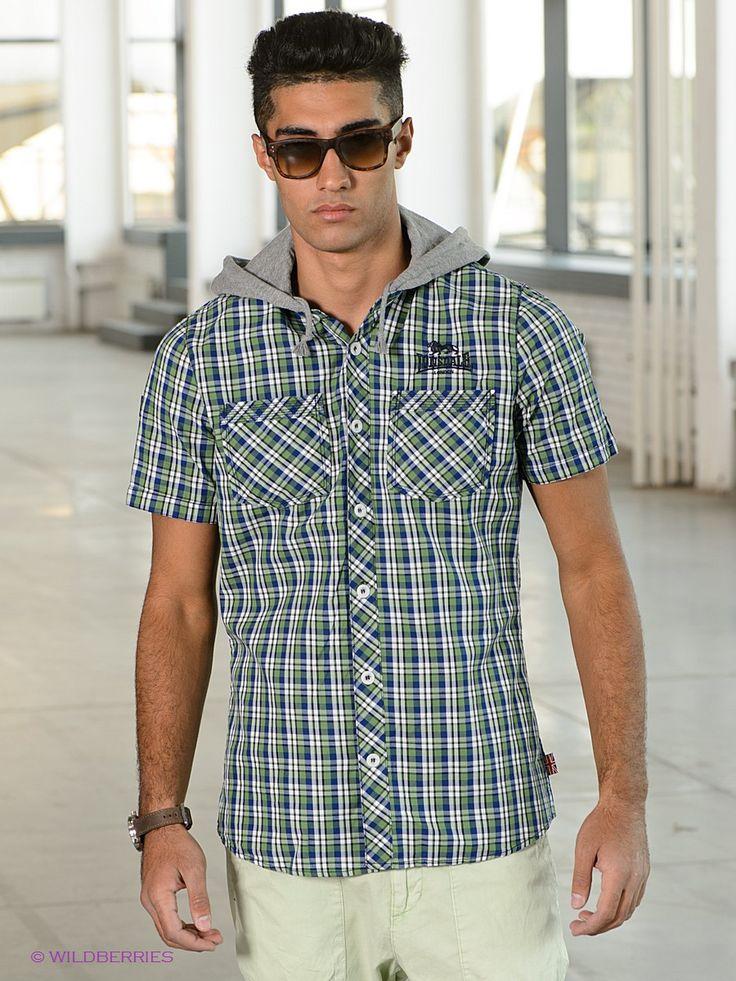 Выбрать в AMODERNA.RU  Легкая рубашка, которая позволит выглядеть ярко и модно в этом сезоне. Модель с капюшоном застегивается на пуговицы, декорирована рисунком в клетку. Практичная вещь, великолепно сочетающаяся с другими элементами Вашего гардероба