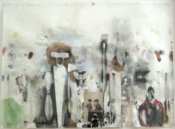 Jim Dine, 'Tools'. www.portfolio-oomph.com Online support covering all aspects of applying to art college.