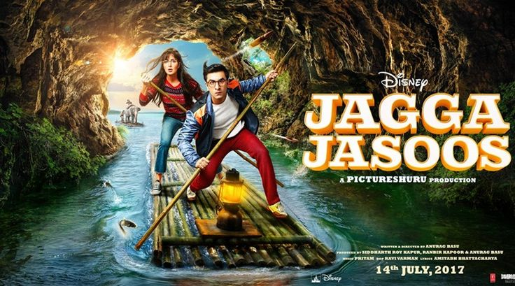 jagga jasoos full movie watch online free   Synopsis  Jagga (Ranbir Kapoor) a curious and shy young boy in a quaint little town lives a h...