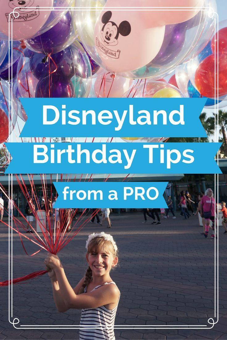 So feiern Sie Ihren Geburtstag in Disneyland wie ein Profi | Globale Munchkins #disn …