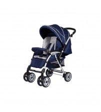 Pierre Cardin Bolton Çift Yönlü Bebek Arabası Mavi