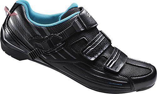 Shimano Chaussures vélo route chaussures SH rp3l Gr. 40SPD-SL bande Velcro/ratschenv., Chaussures de cyclisme pour femme–Course, Noir (Black), 40EU - Chaussures shimano (*Partner-Link)