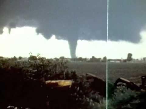 Salina Kansas Tornado 9-25-1973 (silent)