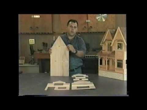 DuraCraft: Mansions in Miniature VHS tutorial.